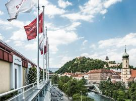 Hotel Weitzer Graz, hotel in Graz