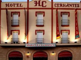 Hotel Cervantes, hotel in Zafra