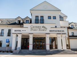 Cztery Pory Roku – hotel w mieście Bielsk Podlaski
