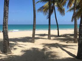 Borinquen Beach Inn, B&B in San Juan