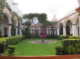 Posada del Virrey, hotel en Tequisquiapan