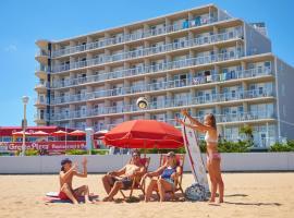 Commander Hotel & Suites, hotel in Ocean City