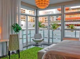 Prime Hotel Miami, hotel perto de South Pointe Park, Miami Beach