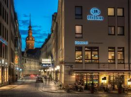 Hilton Dresden, hôtel à Dresde