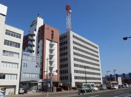 Hotel Fukushima Hills, hotel in Fukushima