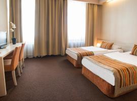 Star City Hotel, hotel poblíž významného místa Keleti vlakové nádraží, Budapešť