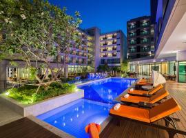J Inspired Hotel Pattaya, מלון בפטאייה סנטרל