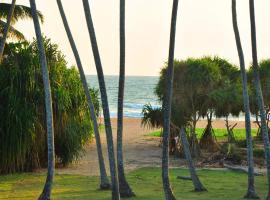 Ocean View, отель в Бентоте
