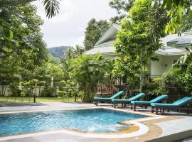Baan Aree Villa, hotel in Klong Muang Beach
