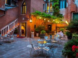 Hotel San Moisè, hotel in Venice