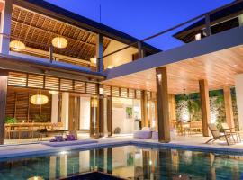Villa Sorgas, villa in Kuta Lombok