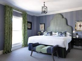 Charlotte Street Hotel, Firmdale Hotels, hotel near Oxford Street, London