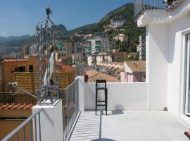 Casa Maria, romantic hotel in Salerno