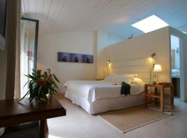 Campagne les Jumeaux, hotel with pools in Saint-Tropez