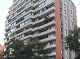 Helvecia Apartments, alquiler temporario en Santiago