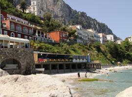 Hotel Belvedere e Tre Re, hotel in Capri