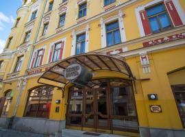 Grandhotel Garni, hotel en Jihlava