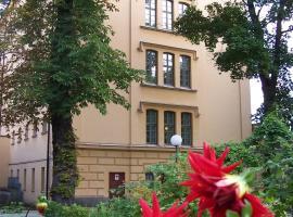STF Långholmen Hostel, hostelli Tukholmassa