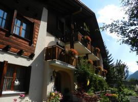 B&B Garni Casa La Val, hotel in Sedrun