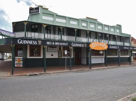 O'Dowds Hotel/Motel Rockhampton, hotel in Rockhampton