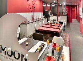 Hotel Moon, hotel in Sint-Niklaas