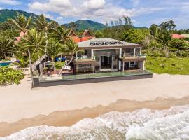 Villa U - Beachfront Haven, отель в Липа-Ное