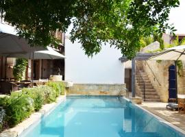 Apokryfo Traditional Guesthouse, hotel in Lofou