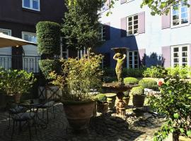 Villa Provence, hotel i Aarhus