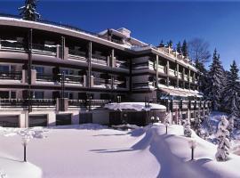 Hôtel de la Forêt, hotel in Crans-Montana