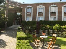Michaelson Boutique Hotel, hotel in Klaipėda