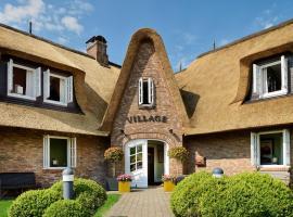 Hotel Village, Hotel in Kampen
