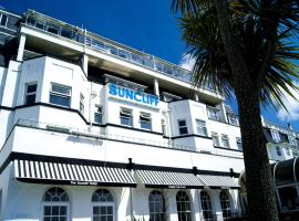 Suncliff Hotel - OCEANA COLLECTION, beach hotel in Bournemouth