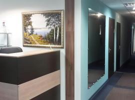 Гостиница Швеция, отель в Подгорном