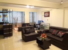 Hostal Gold Star, hotel en Tacna