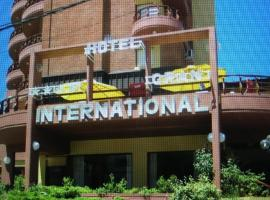Hotel Gran International, hotel en Villa Gesell