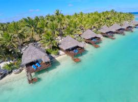 Aitutaki Lagoon Private Island Resort (Adults Only), resort in Arutanga