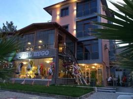 Hotel Hugo, отель в городе Алтынолук