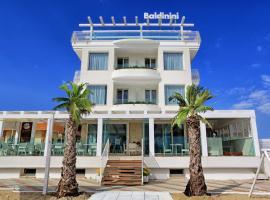 Baldinini Hotel, hotel a Rimini, Torre Pedrera
