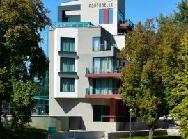 Portobello Hotel, hotel Esztergomban