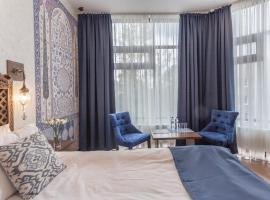 Hotel Silk Way, bed and breakfast a Sant Petersburg