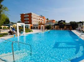 Hotel Terme Orvieto, отель в Абано-Терме