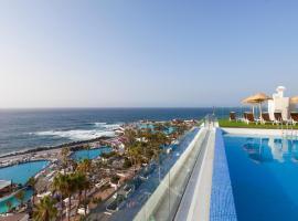 Hotel Vallemar: Puerto de la Cruz'da bir otel