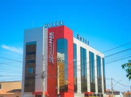TaguaPark Hotel, self catering accommodation in Taguatinga