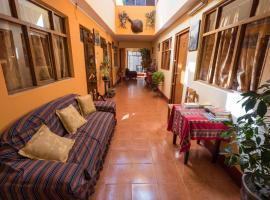 Hotel Galaxia, hotel in Huaraz