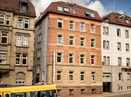 Hostel Alex 30, hotel near Staatsgalerie Stuttgart, Stuttgart
