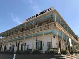 Cosmopolitan Hotel, boutique hotel in San Diego