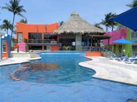 Hotel Suites Mediterraneo Boca del Rio Veracruz, hotel en Veracruz