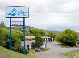 Grandview Motel, hotel with pools in Kamloops