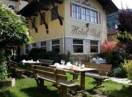 Hotel Post, hotel in Großkirchheim