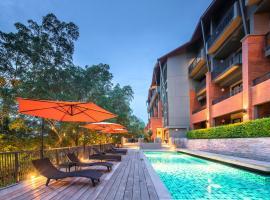 D Varee Diva Rimnaam, Chanthaburi Hotel, hotel in Chanthaburi